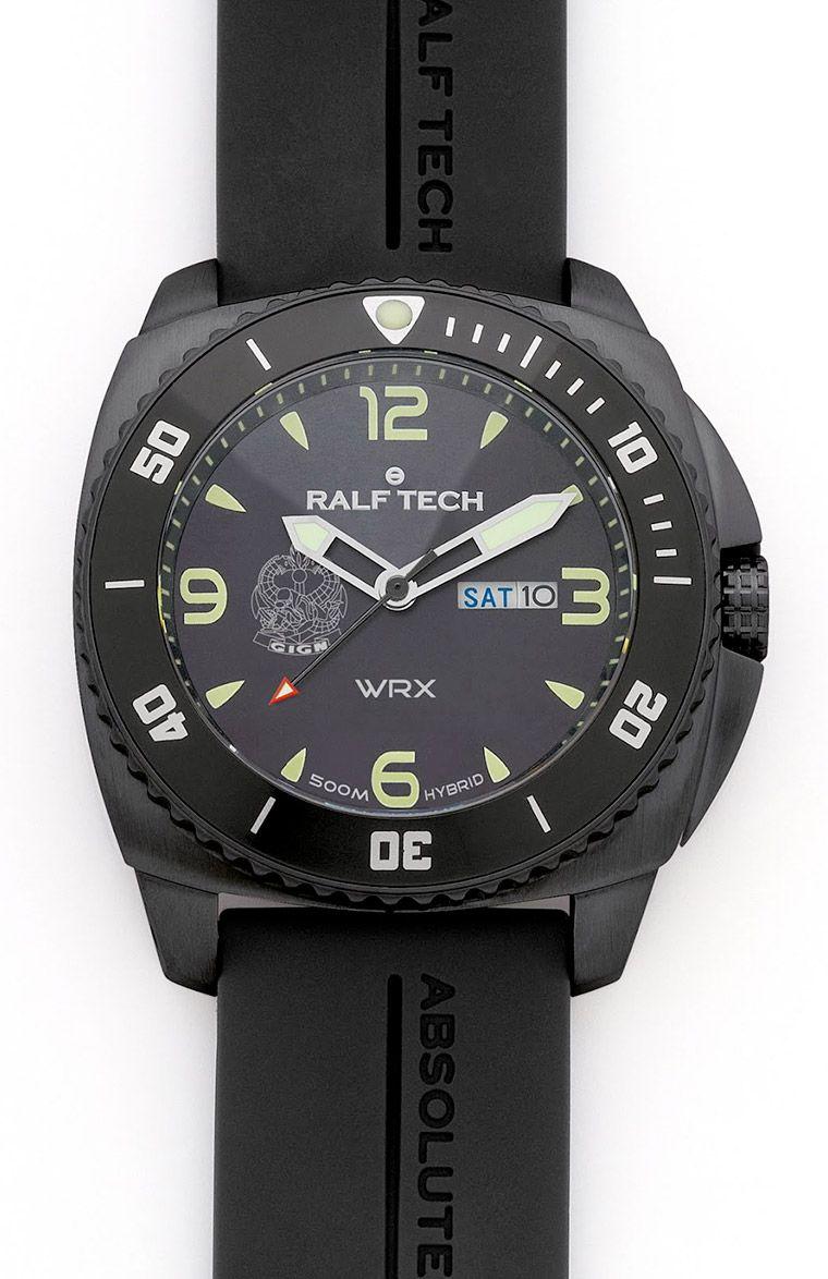 ralf tech wrx hybrid montre gign watch world guide. Black Bedroom Furniture Sets. Home Design Ideas